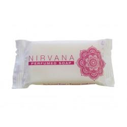 Mydło, mydełko hotelowe w opakowaniu typu flow pack 14g Nirvana - 500 szt.