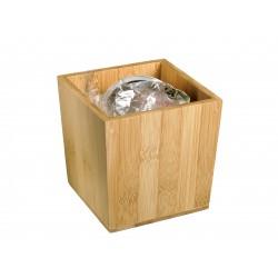 hotelowe.co | Kosz na odpadki, bambusowy na stół - 1szt