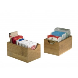 hotelowe.co | koszyk, pojemniczek, na przyprawy, z drewna