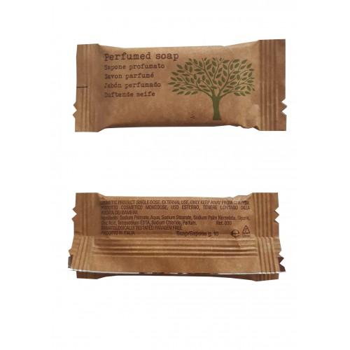 kosmetyki hotelowe   Mydło, mydełko 10g, NATURE, 600szt