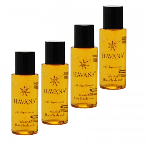Havana    Hotel Shampoo&Duschgel 2in1 Handgepäck Havana 30ml