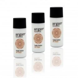 Kosmetyki hotelowe |  Balsam do ciała, Argan 30ml 450szt