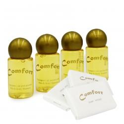 zestawy kosmetyczne | Zestaw kosmetyków Comfort mydełko 500szt