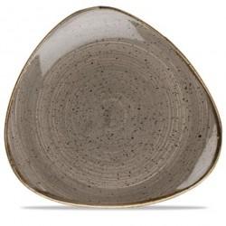hotelowe.co | Talerz trójkątny średnica 31cm porcelana