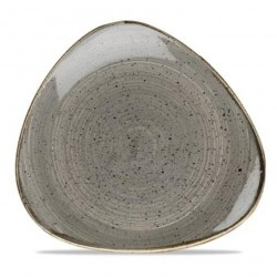 hotelowe.co | Talerz trójkątny średnica 26,5 cm porcelana