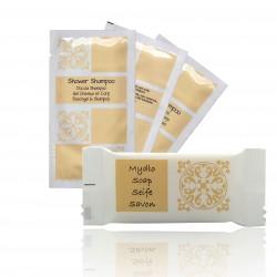 kosmetyki hotelowe   Acanto set kosmetyków mydełko 10g 600 szt