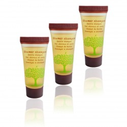 kosmetyki hotelowe   Szampon-żel 25 ml, NATURE, 100 szt