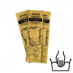 Oferta |  Płyn do prania ręcznego saszetka 9 ml opakowanie 150