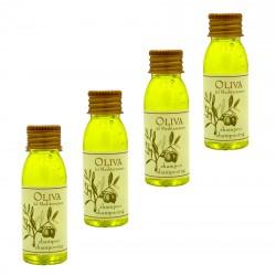 Oliva    Hotel Shampoo mit Olivenöl 30ml Oliva 50 Stück Gäste