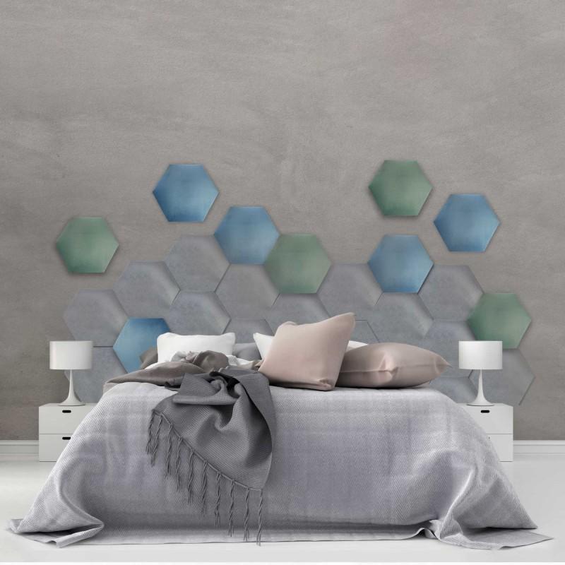Panel tapicerowany 3D, do własnego montażu | Comfort-Pur