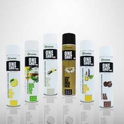 Odświeżacz powietrza hotelowy - zestaw dowolnych zapachów 600ml - 4szt