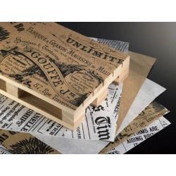 Wyposażenie hoteli   Papier pergaminowy, VINTAGE do restauracji