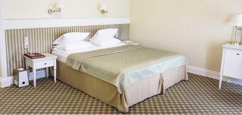 Materace hotelowe